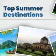 Top Summer Destinations india