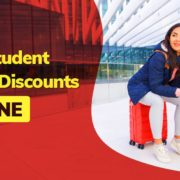 students travel discount online