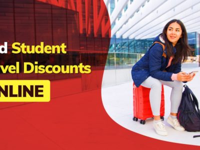 Student Travel Discounts online