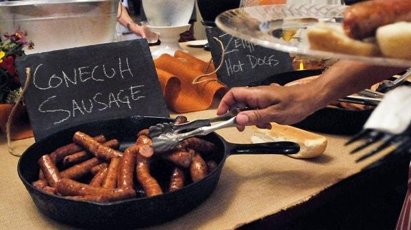 Conecuh Sausage- Alabama