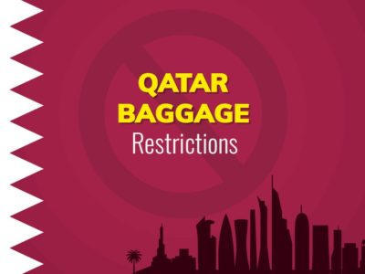 Qatar Airlines Restricted Items