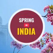spring in India