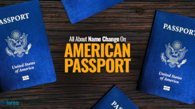 Name Change Or Correction On Your American Passport