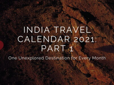 India Travel Calendar